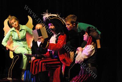 CSI Neverland Winter Performance On Stage 2009 - Production Shots Harrison High School