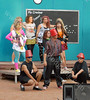 June 2009<br /> Production Shots<br /> Shaina - Emily - Bekah W - Leah - Brooke - Taylor - Alex - Chadd - Tyler S