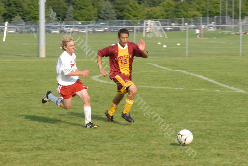 September 3, 2009<br /> Men's High School Soccer<br /> West Lafayette vs McCutcheon