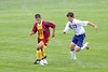 September 8, 2009<br /> Harrison Raiders vs McCutcheon Mavericks<br /> High School Soccer