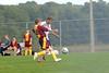 September 8, 2009<br /> McCutcheon vs Harrison<br /> Mens High School Soccer