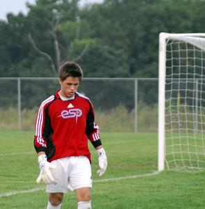 9 20 08 - September 20, 2008 Harrison Soccer Classic High School All Teams -  All Games - LaPort - Penn - Kouts - Harrison Raiders
