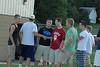 Soccer Alumni return to game