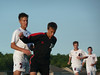 August 26, 2008<br /> Varsity High School Soccer Match<br /> Harrison Raiders vs Lafayette Jeff Broncos<br /> at Harrison High School