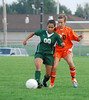 September 22, 2008<br /> West Lafayette Harrison Raiders<br /> vs<br /> Benton Central Bisons<br /> High School Ladies Soccer