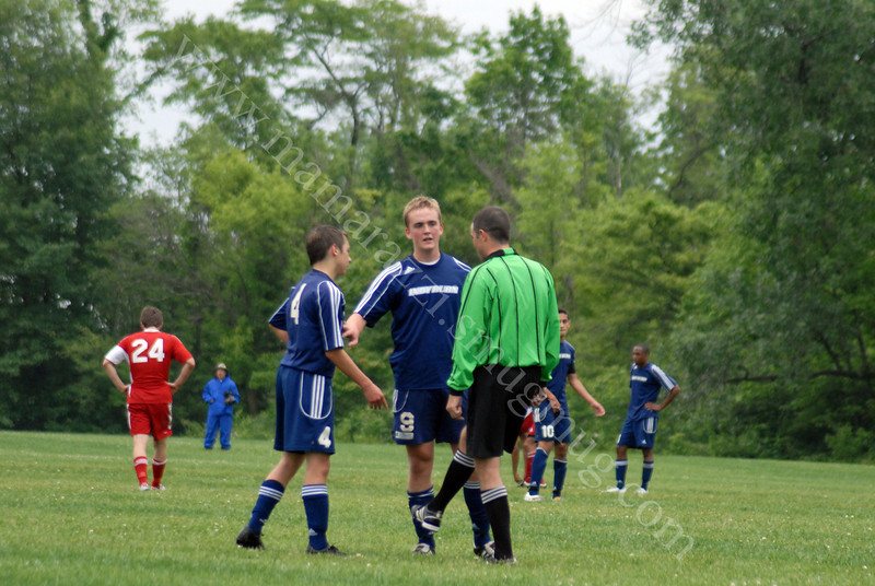 Cutters 94 Boys Red vs Pike Indy Burn 94 <br /> League Match<br /> May 20, 2010