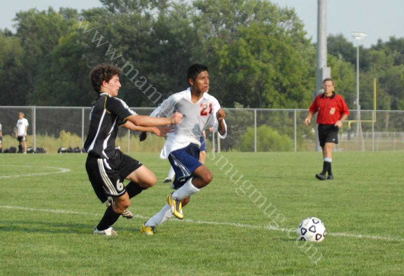 September 2, 2008<br /> Harrison High School<br />         vs<br /> Avon High School<br /> Soccer Match
