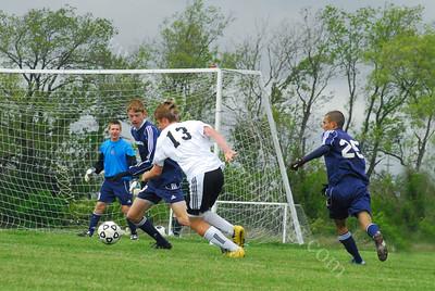 May 8 2010 Indy Burn vs NIFA Club Soccer