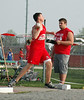 April 23, 2008<br /> 3 way track meet at Roosevelt<br /> Monticello, Indiana<br /> Klondike, East Tipp, Roosevelt
