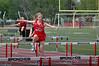 May 5, 2008 WCJC Quallifier Track - Jenna 17.44 100m hurdles