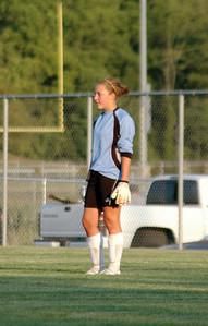 Ladies Soccer Central Catholic vs Harrison  Game August 18 2008