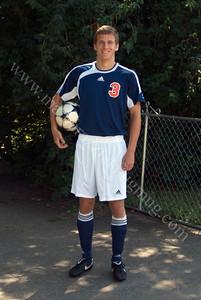 Soccer Seniors Class of 2012
