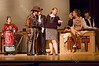 Production Shots<br />  Drama<br /> Night at the Wax Museum<br /> Graff Auditorium<br /> December 2010