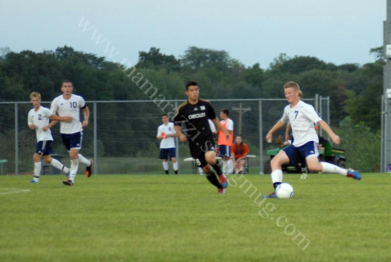 6124             Harrison vs Avon High School Soccer August 28, 2012