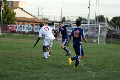 West Lafayette vs Harrison Boys Soccer Game 09/15/11
