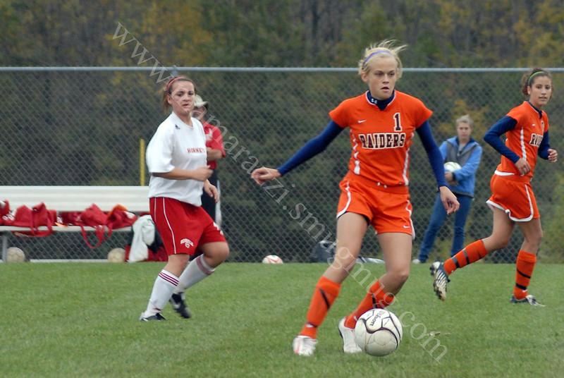 Emily N<br /> Lady Raider<br /> High School Soccer