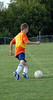 August 2009<br /> High School Soccer Tryouts<br /> Jacob