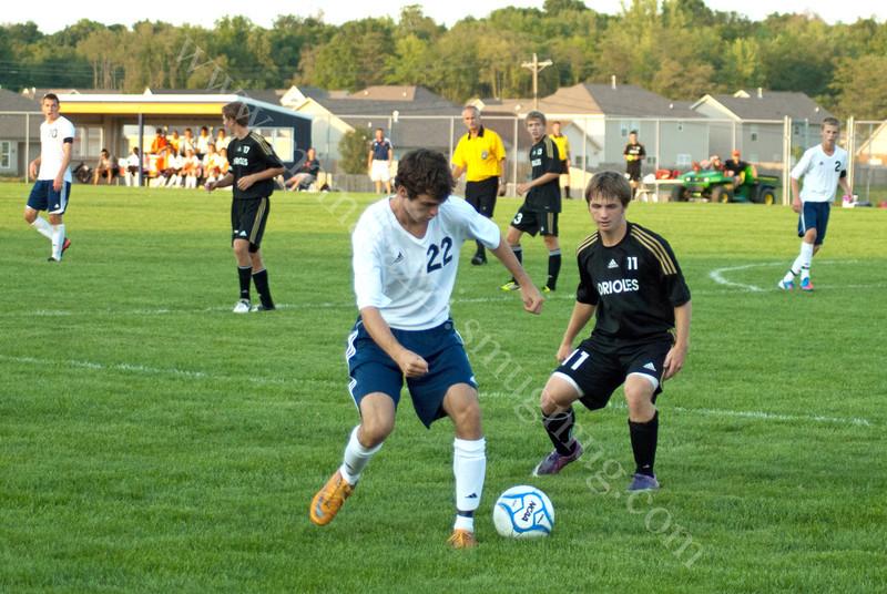 6491               Harrison vs Avon High School Soccer August 28, 2012