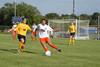 Riley - High School soccer game