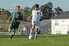 September 30, 2010<br /> High School Soccer Game<br /> Benton Central vs Harrison