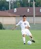 August 29, 2013 - Harrison vs Logansport High School Soccer photo #1677