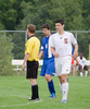 Harrison vs Carroll High School Soccer Photo #0391