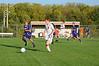 Soccer Game - Harrison vs Brownsburg - October 1, 2013