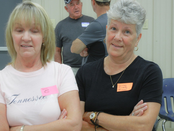 Delores Jones Rich, Shirley Tinsley Russell