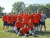 2009 JV Soccer  Team Mens Harrison High School Raiders