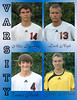Yearbook Page<br /> 2010 High School Soccer<br /> Soccer Players<br /> Akis - Zach - Tanner - Jake
