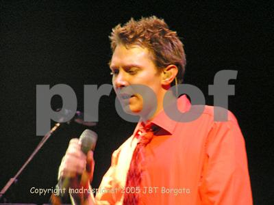 Clay Aiken-Jukebox Tour 2005-Borgata