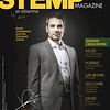 Couverture STEMP Magazine Mars 2014, Loic Perrin Capitaine ASSE.