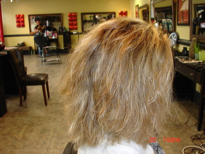 Keratin smoothing treatment Before. http://www.keune.com/