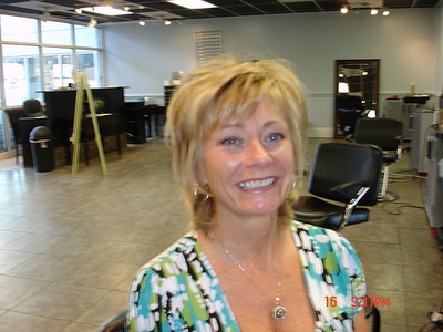 client gets all over base color and highlights. Hair cut/style http://www.keune.com/