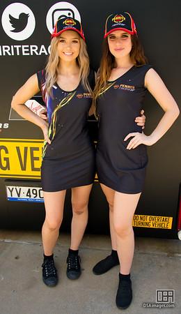 Penrite Racing girls