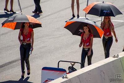 SP Racing girls