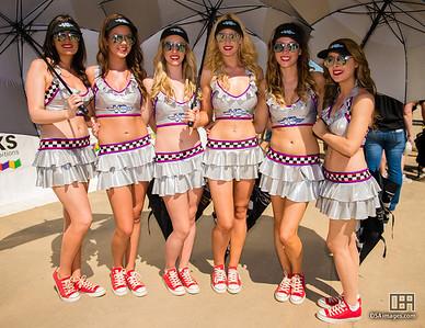 V8 Clipsal 500 Adelaide grid girls