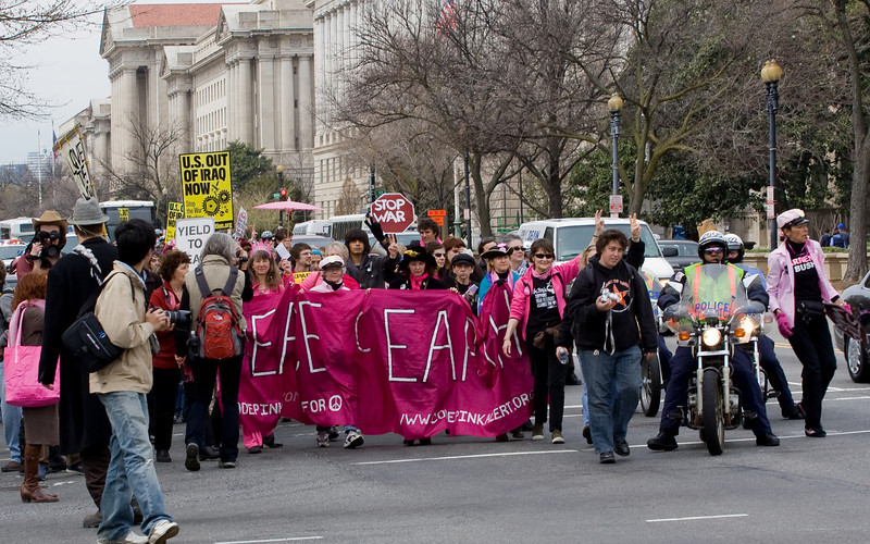 CODEPINK Action Day to take back the Constitution