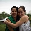 Gaby and Heidi