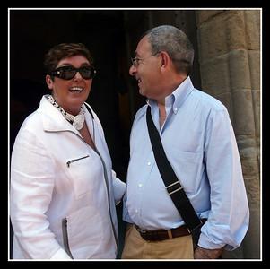 Giuliana Achilli (Quartiere 4) e Mimmo Palladino (Nuove Infrastrutture)