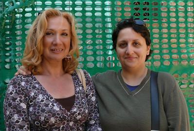 Stefania Tarchi e Laura Pieraccioni - Ufficio Area Metropolitana e Decentramento
