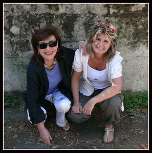 Patrizia Brilli e Paola Torrini (Direzione Ambiente)