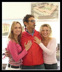 Santi the Boss, Tamara & Maria Elena