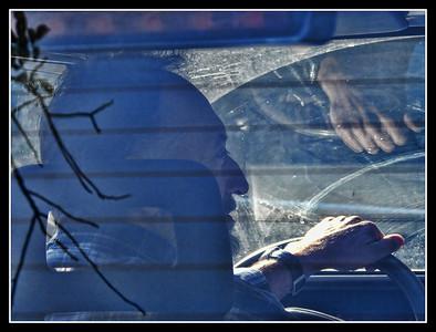 Giampiero alla guida