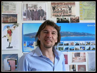Paolo Caratelli, architetto (nessuno è perfetto) e collega per un periodo troppo breve