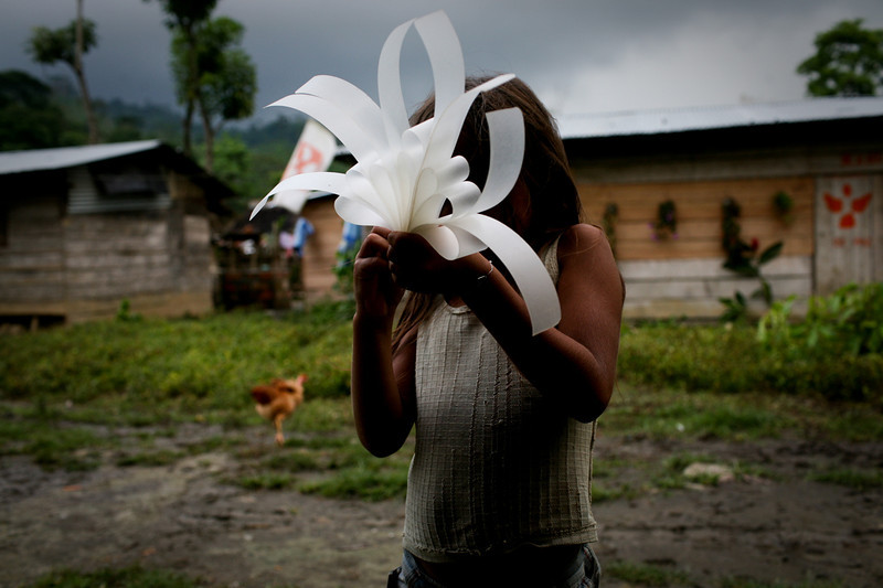 The impact of armed conflicts is often greater for women than men. In 2008, the Constitutional Court issued a groundbreaking pronouncement on the vulnerability faced by women in the situation of displacement.<br /> © 2011 Charlotte Kesl Photography/Peace Brigades International
