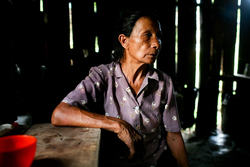 These images show women and children who have been affected by the conflict in the departments of Chocó, Norte de Santander, Sucre, and Santander.<br /> © 2011 Charlotte Kesl Photography/Peace Brigades International