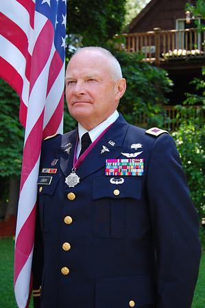 Colonel Robert J. Landry, MPH