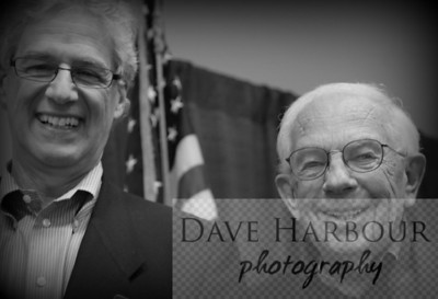 Bill Sheffield (R) and Don Bantz by Dave Harbour 5-18-11