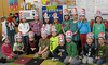 St. Mary Preschool, Schwenksville, celebrated Dr. Seuss Day. <br /> <br /> Submitted by St. Mary School
